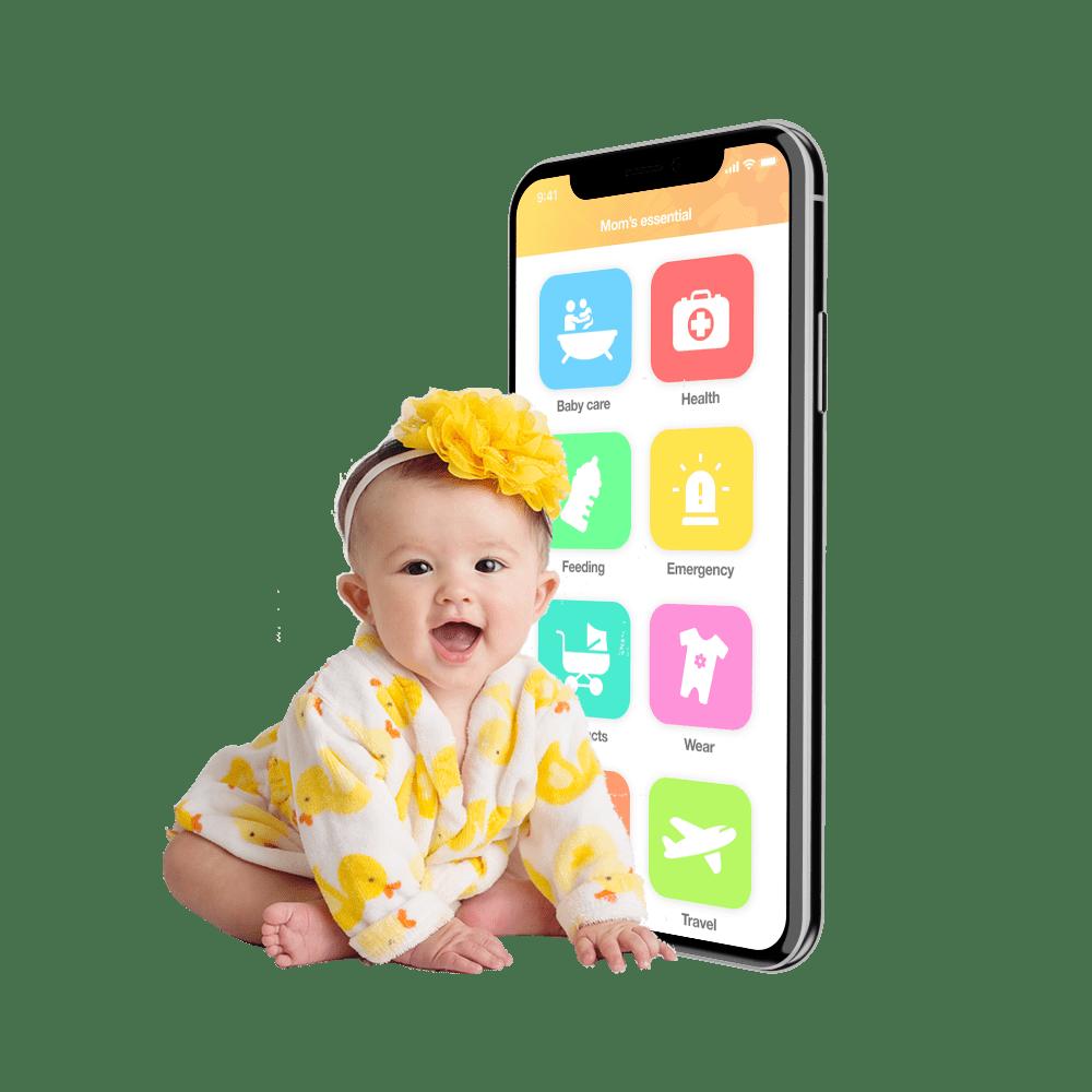 Mom's essential или Помощник мамы. Разработка контентного мобильного приложения